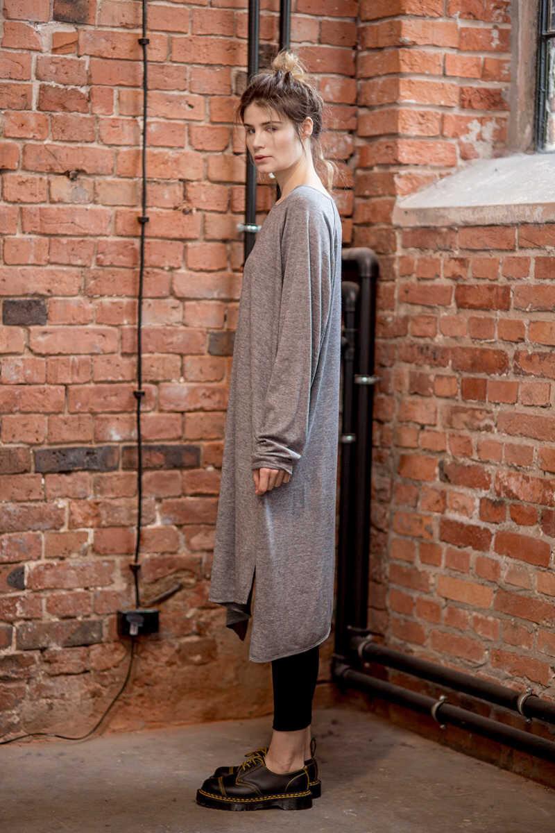 delcane-oversize-szara-sukienka-amsterdam-gray-bok