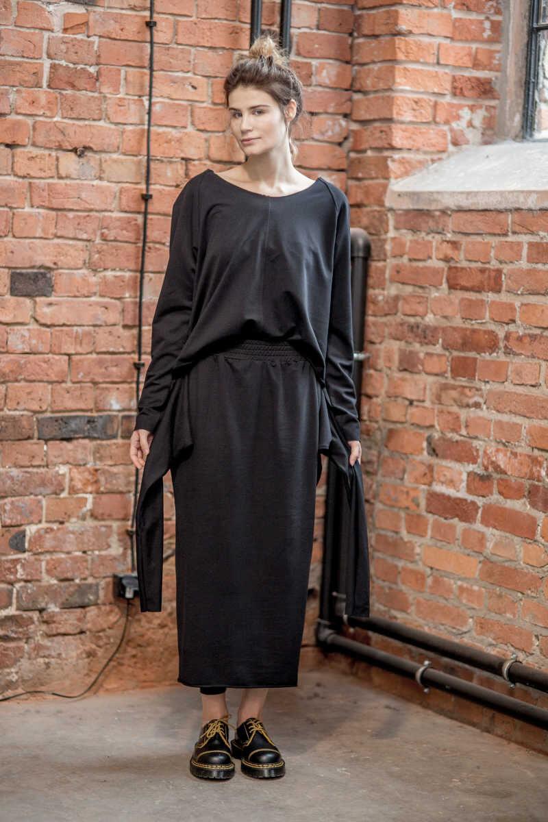 spódnica-z-rękawami-amsterdam-black-przod