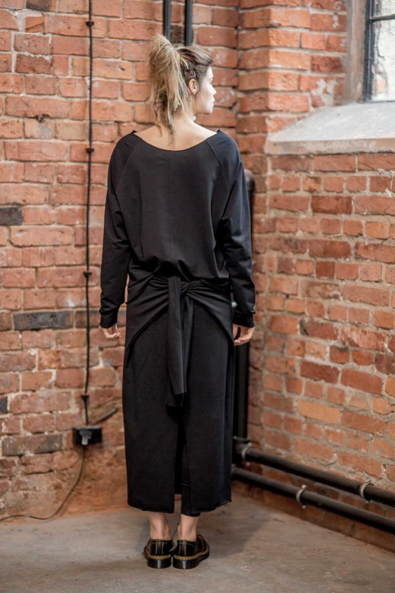 spódnica-z-rękawami-amsterdam-black-tyl