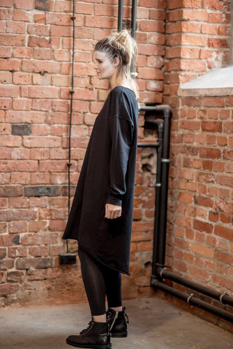 sukienka-czarna-amsterdam-lewy bok