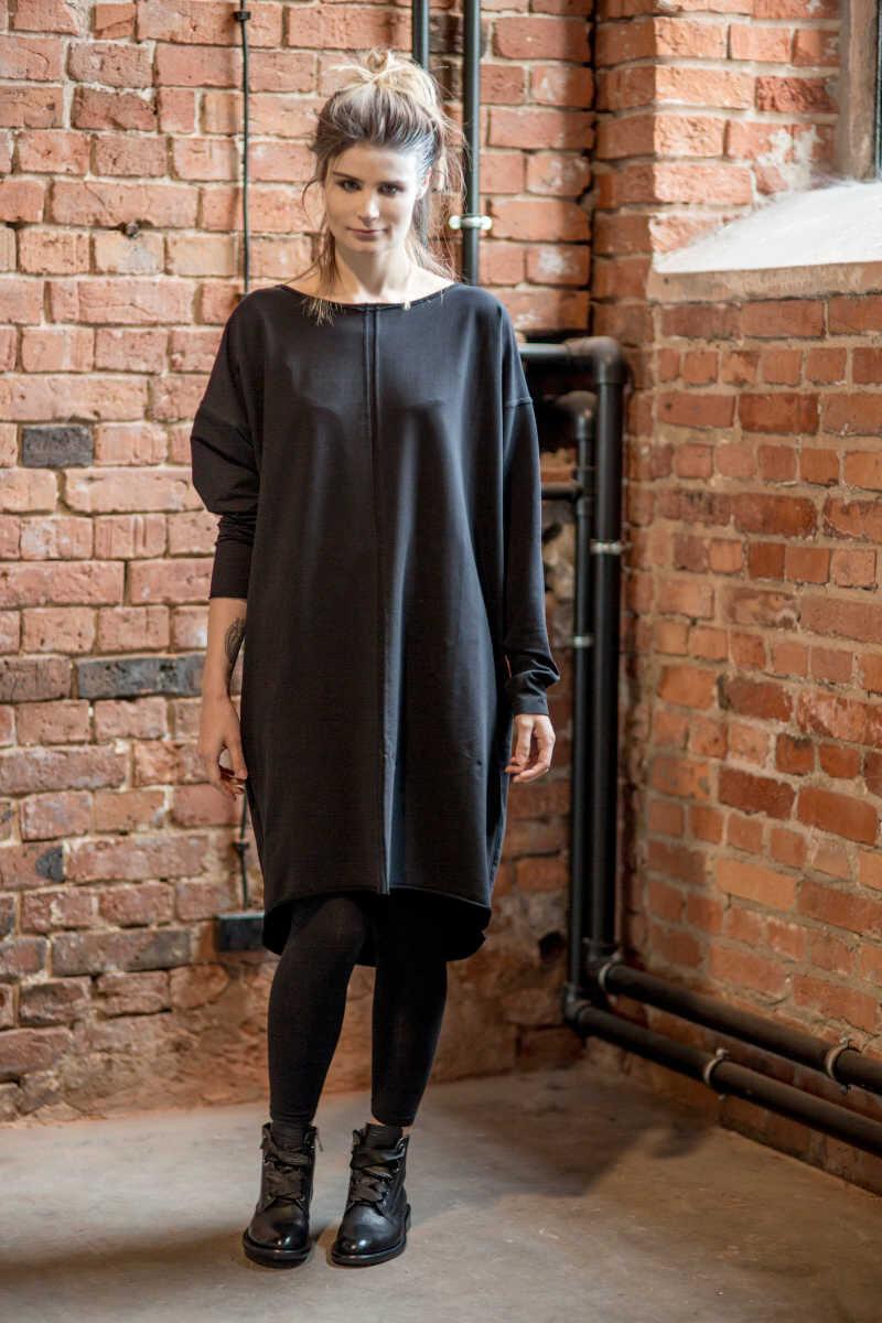 sukienka-czarna-amsterdam-black-przod