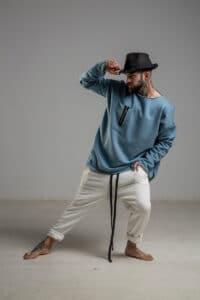 delcane-spodnie-biale-bawelniane-przod2