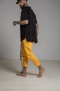 delcane tshirt tokyo black men bok lewy 1m